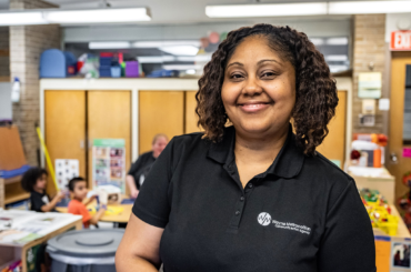 Teachers of Head Start: Shala